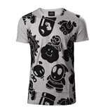 T-Shirt Nintendo  - Nappy Allover Print