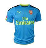 Trikot Arsenal 2016-2017 Away (Blau)