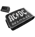 AC/DC - Back in black logo in grau.