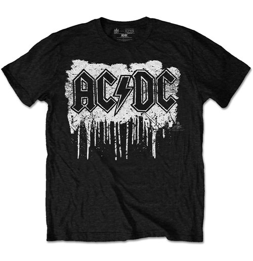 T-Shirt AC/DC  Dripping With Excitement