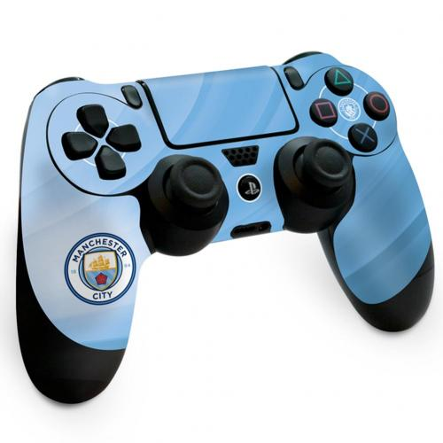 Accessoires Manchester City FC PS4 Controller Skin