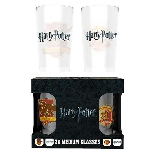 Glas Harry Potter Twin Glass Set