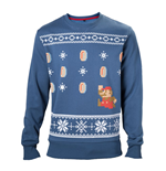Pullover Nintendo  - Marion christmas Sweater in blau