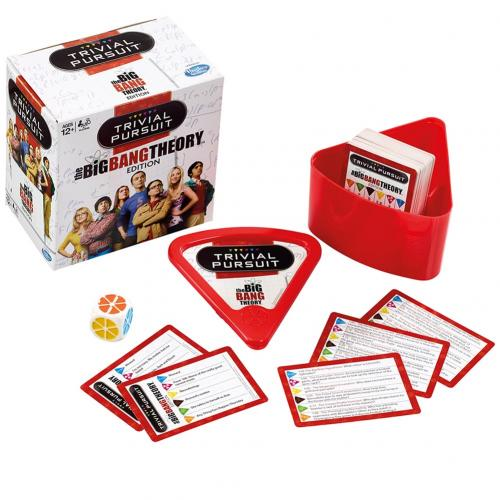Spielzeug Big Bang Theory Trivial Pursuit