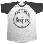 T-Shirt Beatles Original Vintage Drum