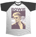 T-Shirt David Bowie Smoking