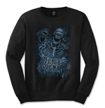 Longsleeve Trikot Avenged Sevenfold: Chained  Skeleton