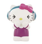 Hello Kitty Minifigur Hello Kitty Music 6 cm
