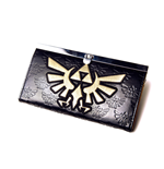 Geldbeutel The Legend of Zelda - Skyward Sword - in schwarz.  Wingcrest
