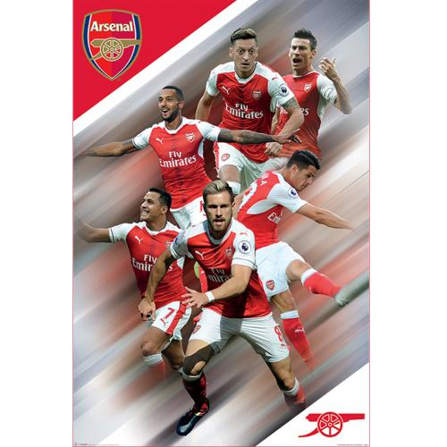 Poster Arsenal Players 40