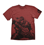 T-Shirt Gears of War 244788