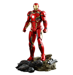 Avengers Age of Ultron MMS Diecast Actionfigur 1/6 Iron Man Mark XLV 30 cm