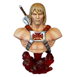 Masters of the Universe Büste He-Man 20 cm