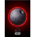 Star Wars Neon-Leuchte Death Star 22 x 31 cm