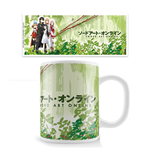 Sword Art Online Tasse Team Forest