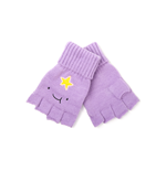 Handschuhe Adventure Time - Lumpy Space Princess - fingerlos