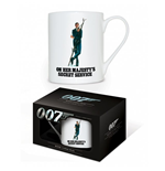 Tasse James Bond - 007 245666