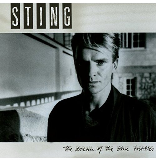 Vinyl Sting - The Dream Of The Blue Turtles