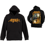 Sweatshirt Anthrax Evil Twin