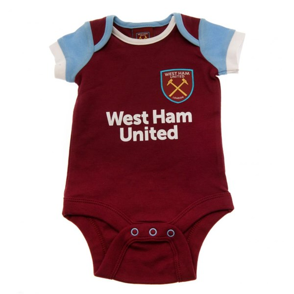 Pack Body Baby 9/12 Monate West Ham