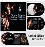 Vinyl Ac/Dc - Live In Nashville August 8Th 1978 (Picture Disc)