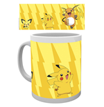 Pokemon Tasse Pikachu Evolve
