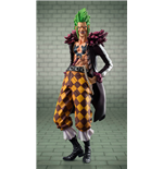 One Piece Excellent Model P.O.P Limited PVC Statue 1/8 Bartolomeo Limited Edition 24 cm