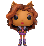 Monster High POP! Vinyl Figur Clawdeen Wolf 9 cm
