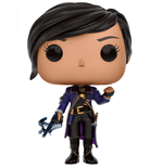 Dishonored 2 POP! Games Vinyl Figur Unmasked Emily 9 cm