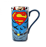 Superman Latte-Macchiato Tasse Super Strength