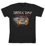 T-Shirt Green Day - Revolution Radio Cover