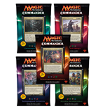 Magic the Gathering Commander (2016) Decks Display (5) spanisch