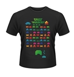 T-Shirt Space Invaders  247084