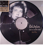 Vinyl Bob Dylan - Live In London Part 1 (Picture Disc)