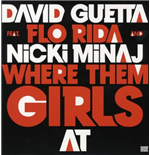 Vinyl David Guetta - Where Them Girls At Maxi