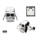 Star Wars Ohrringe Darth Vader (Sterling Silber)