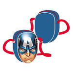 The Avengers 3D Umhängetasche Captain America