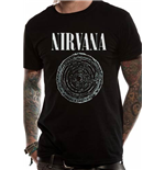 T-Shirt Nirvana - Vestible - unisex in schwarz