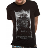 T-Shirt Game of Thrones - Win Or Die - Unisex in schwarz.