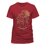 T-Shirt Harry Potter  - Gryffindor - Unisex in rot