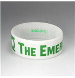 Armband Die grüne Laterne - Thick Emarld Warrior