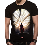 T-Shirt Doctor Strange - Poster Two - unisex in schwarz