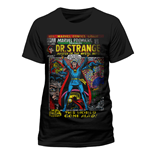 T-Shirt Doctor Strange - Mystic Arts Cover - Unisex in schwarz