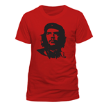 T-Shirt Che Guevara  - Red Race - Unisex in rot