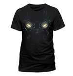 T-Shirt Black Panther - Black Panther Eyes - Unisex in schwarz
