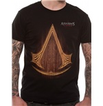 T-Shirt Assassins Creed  - Icon Logo - unisex in schwarz