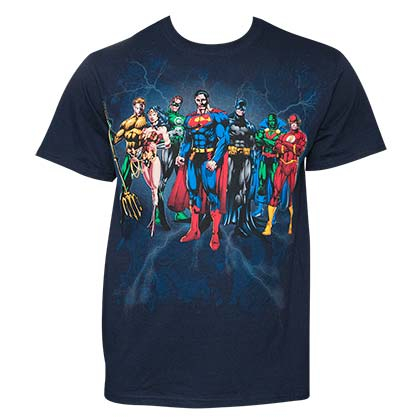T-Shirt Justice League Squad