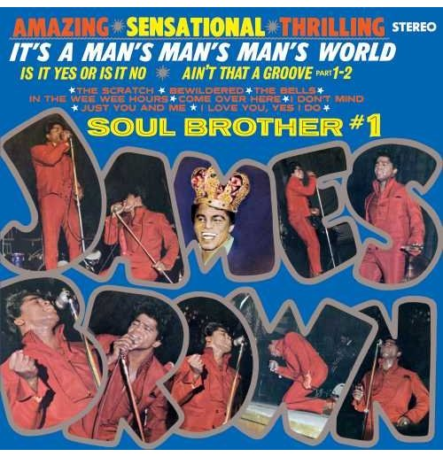 Vinyl James Brown - It's A Man's Man's Man's World