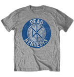 T-Shirt Dead Kennedys Vintage Circle
