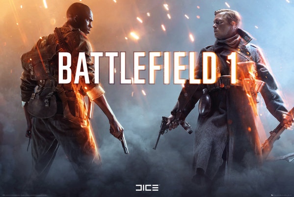 Poster Battlefield 1 Squad